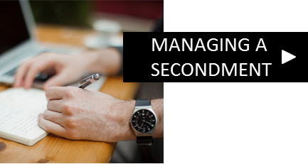 Go to Managing a Secondment page